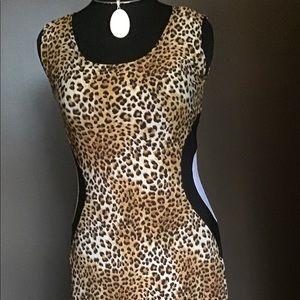 Leopard Print Dress‼️ 